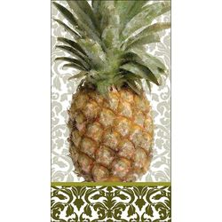 Boston International 20-pk. Exotic Pineapple Dinner Napkins