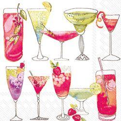Boston International 20-pk. Sweet Cocktail Cocktail Napkins