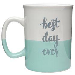 Global Amici 28 oz. Best Day Ever Mug