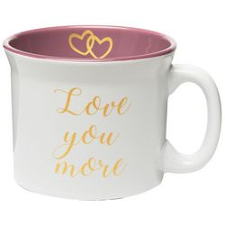 Global Amici 20 oz. Love You More Mug