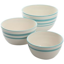 Gibson 3 Piece Nested Bowl Set