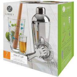 Libbey 7-pc. Mixologist Cocktail Set