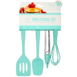 Coastal Kitchen 4-pc. Mini Utensil Set