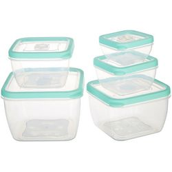 Bino 10-pc. Square Storage Set