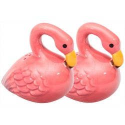 Home Essentials Flamingo Pantry Salt & Pepper Shaker Set