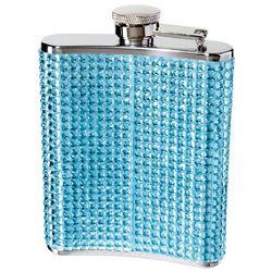OGGI Corporation 6 oz. Glitz Flask