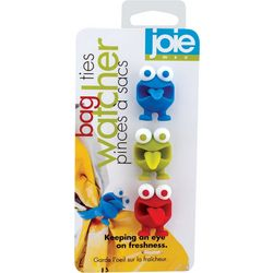 Joie 3-pc. Bag Watcher Ties