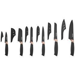 Farberware 12-pc. Copper & Black Cutlery Set