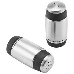 KitchenAid 2-pc. Stainless Steel Salt & Pepper Shaker Set