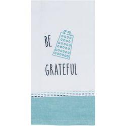 Key Lime Lexi Be Grateful Tea Towel