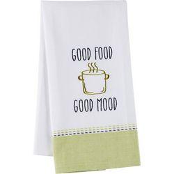 Key Lime Lexi Good Food Good Mood Tea Towel