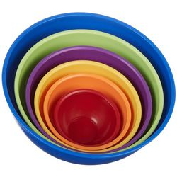 Gourmet Home Products 6-pc. Mixing Bowl Set