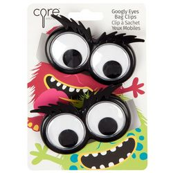Core Home 2-pc. Googly Eye Bag Clip Set