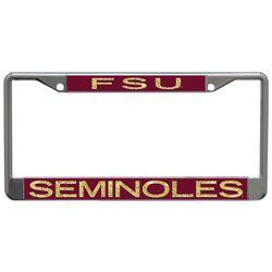 Wincraft Florida State Seminoles License Plate Frame