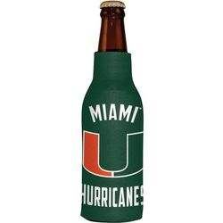 Wincraft Miami Hurricanes Bottle Cooler