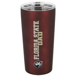 The Fanatic Group 18 oz. Florida State Dad Tumbler
