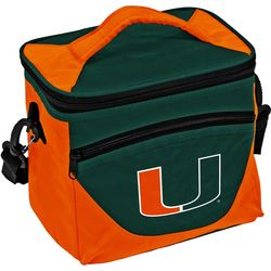 Miami Hurricanes 9 Can Halftime Lunch Cooler