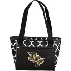 UCF Knights Quatrefoil 16 Can Cooler