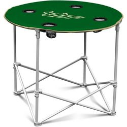 USF Bulls Foldable Round Table by Logo Brands