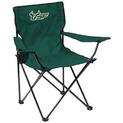 USF Bulls Quad Chair by Logo Brands