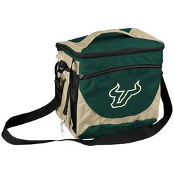Logo Athletics USF Bulls 24 Can Cooler