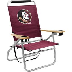 Florida State Beach Chair by Logo Brands
