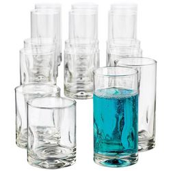 Libbey 16-pc. Impressions Glassware Set