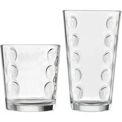 Libbey 12-pc. Pique Glass Tumbler Set