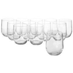 Libbey 12-pc. Stemless Wine Goblet Set