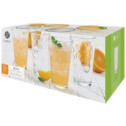 Libbey 8-pc. Reno Cooler Glass Set