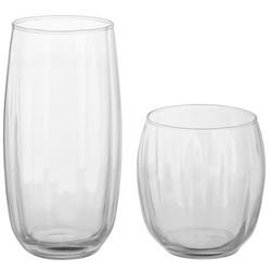 Libbey 12-pc. Dazzle Glassware Set