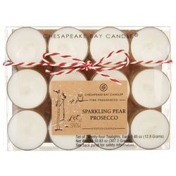 Chesapeake Bay Candle 24-pk Sparkling Pear Prosecco Tealight