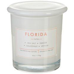 MVP Group International 6 oz. Florida Jar Candle