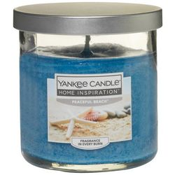 Yankee Candle 4 oz. Peaceful Beach Tumbler Candle