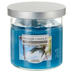Yankee Candle 4 oz. Tropical Sky Jar Candle