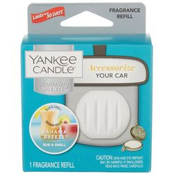 Yankee Candle Bahama Breeze Car Fragrance Refill