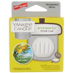 Yankee Candle Sicilian Lemon Car Fragrance Refill
