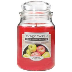 Yankee Candle 19 oz. Fresh Apple Jar Candle