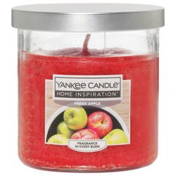 Yankee Candle 4 oz. Fresh Apple Jar Candle