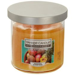 Yankee Candle 4 oz. Island Mango Coconut Candle