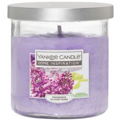 Yankee Candle 4 oz. Sweet Lilac Jar Candle