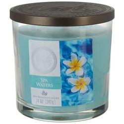 Vesta 14 oz. Spa Waters Soy Blended Jar Candle