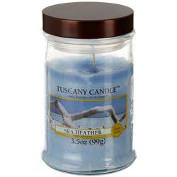 Tuscany 3.5 oz. Sea Heather Jar Candle