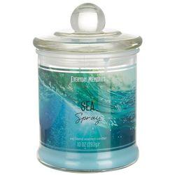 Everyday Memories 10 oz. Sea Spray Jar Candle