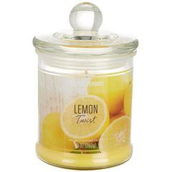 Everyday Memories 10 oz. Lemon Twist Jar Candle
