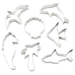 R&M International 7-pc. Seven Seas Cookie Cutter Set
