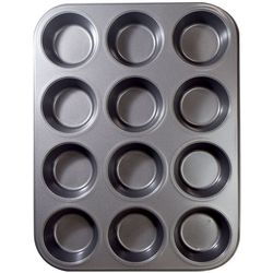 Ecolution 12 Cup Muffin/Cupcake Pan