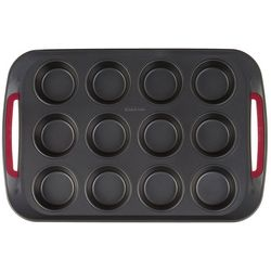 Trudeau 12 Count Muffin Pan