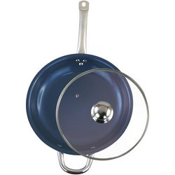 Simple & Co Blue Sapphire 12'' Cooking Pan