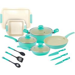 IKO 15-pc. Crema Collection Cookware Set